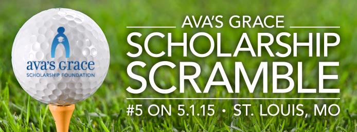 Ava's Grace Golf Banner